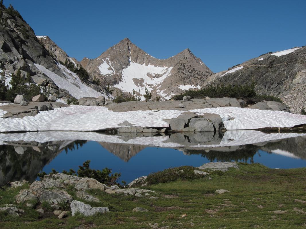 The John Muir Trail – 2011