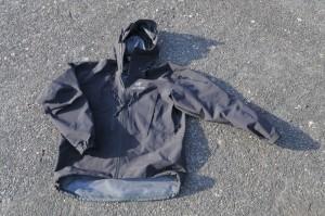 Arcteryx Alpha SV Gore-Tex jacket