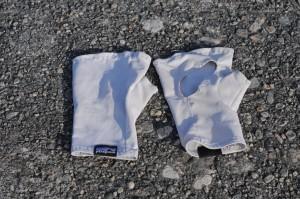 Patagonia sun gloves