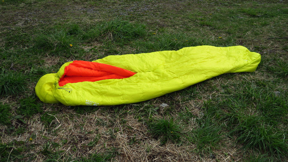 Mountain Hardwear HyperLamina Spark 35 review
